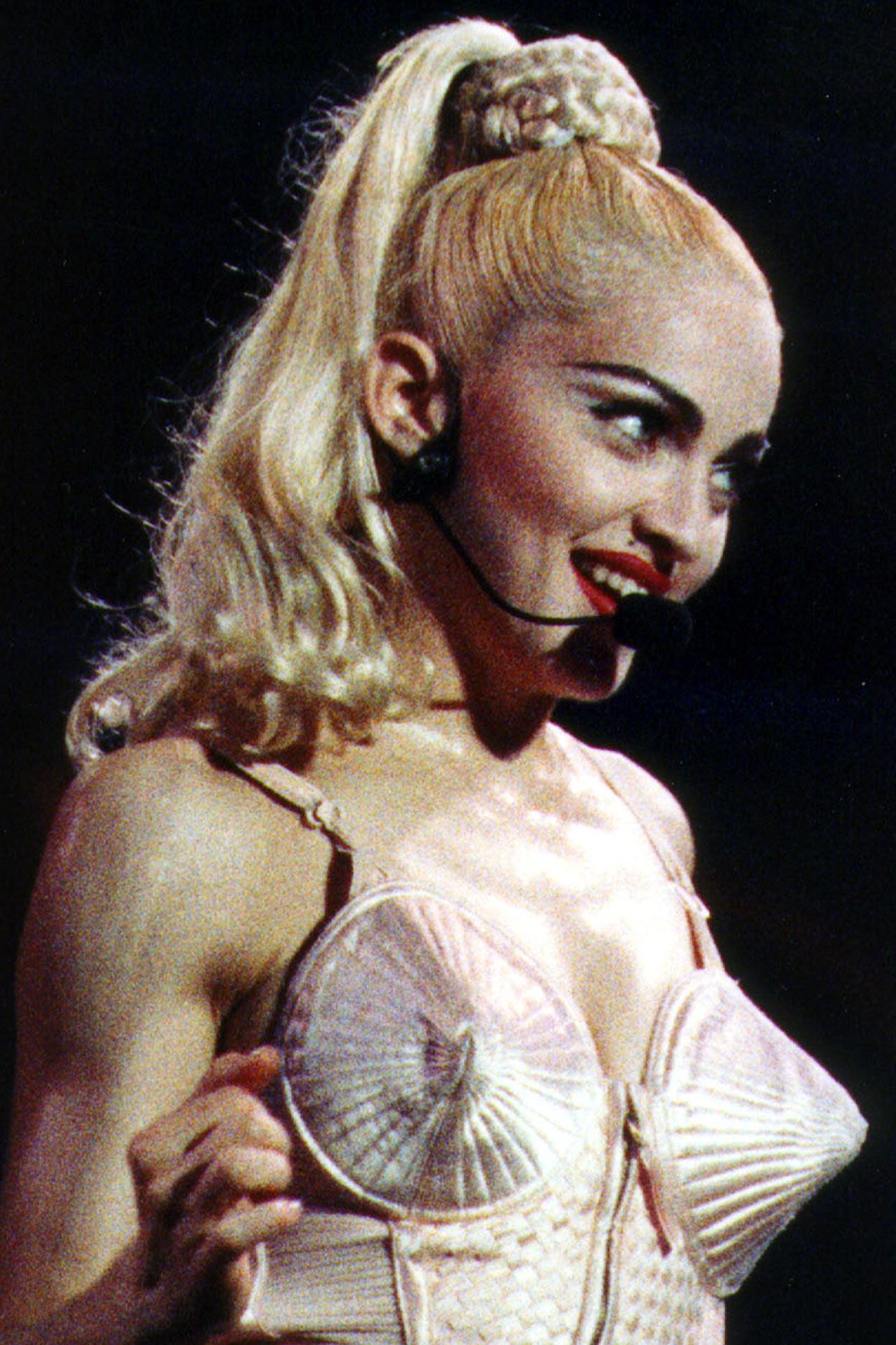 Мадонна 1990 год
