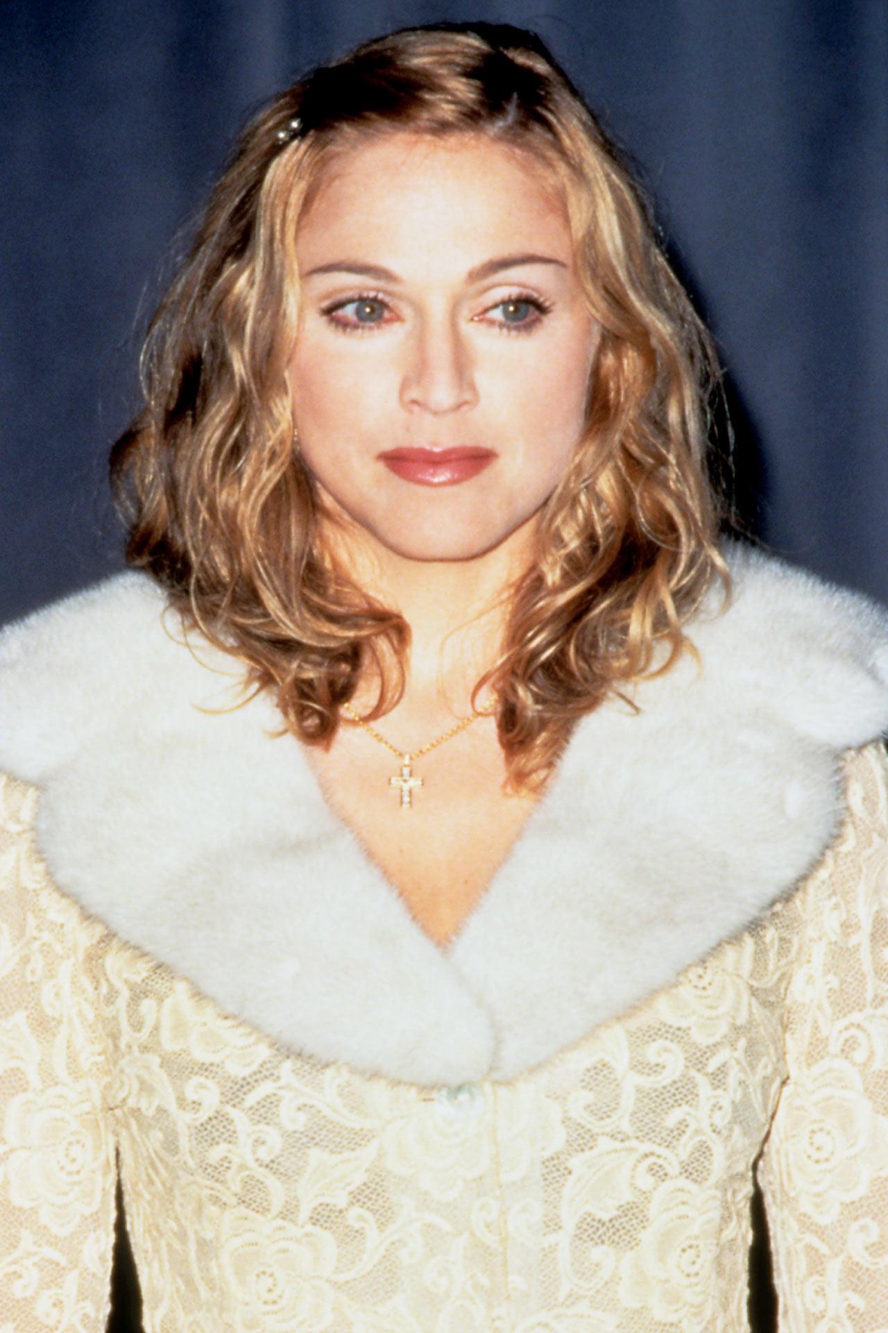 Мадонна 1996 год