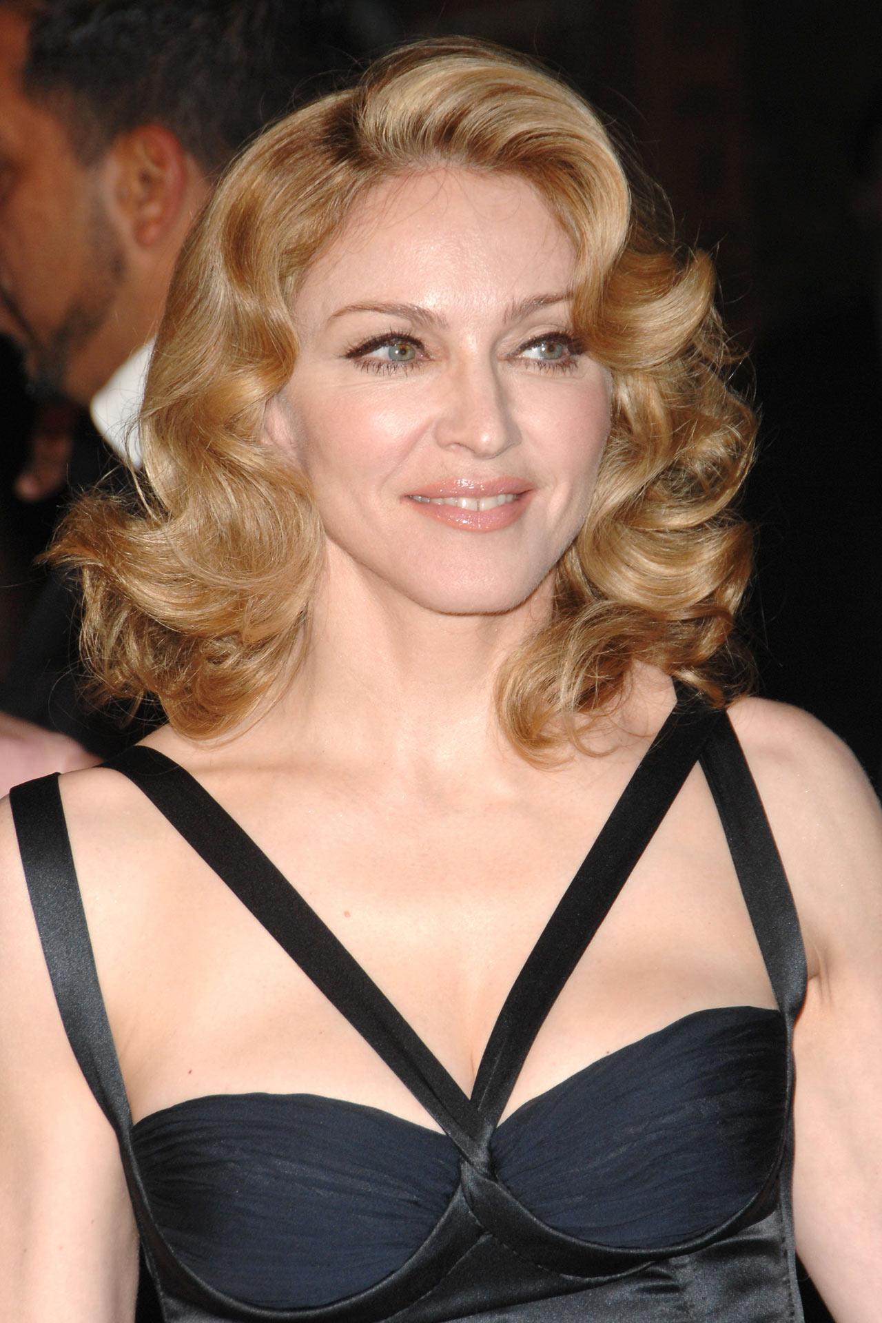 Мадонна 2007 год