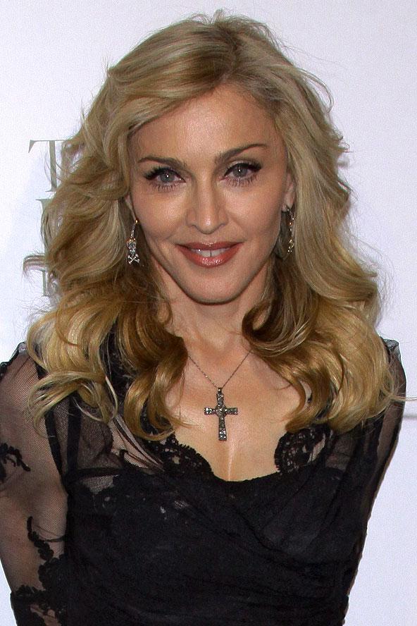 Мадонна 2013 год