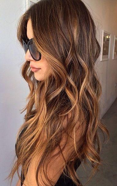 модный цвет волос фото 7