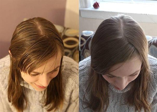 мытье волос натуральными средствами