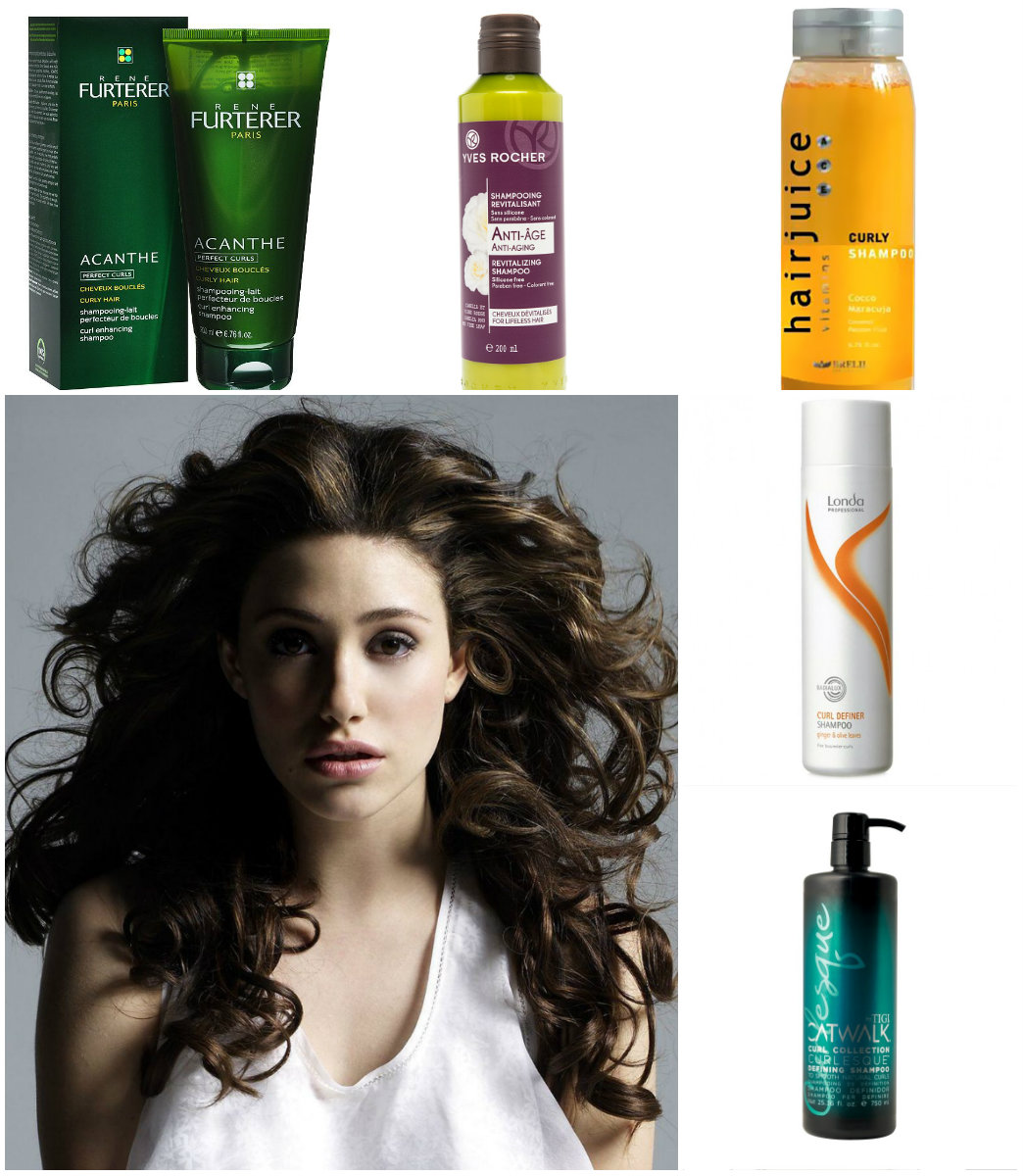 Средства для вьющихся волос: фото 1