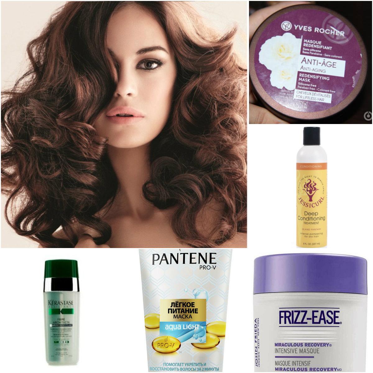 Средства для вьющихся волос: фото 3