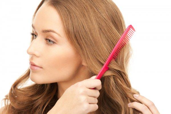 Волосы после кондиционера