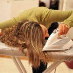 10 способов выпрямления волос