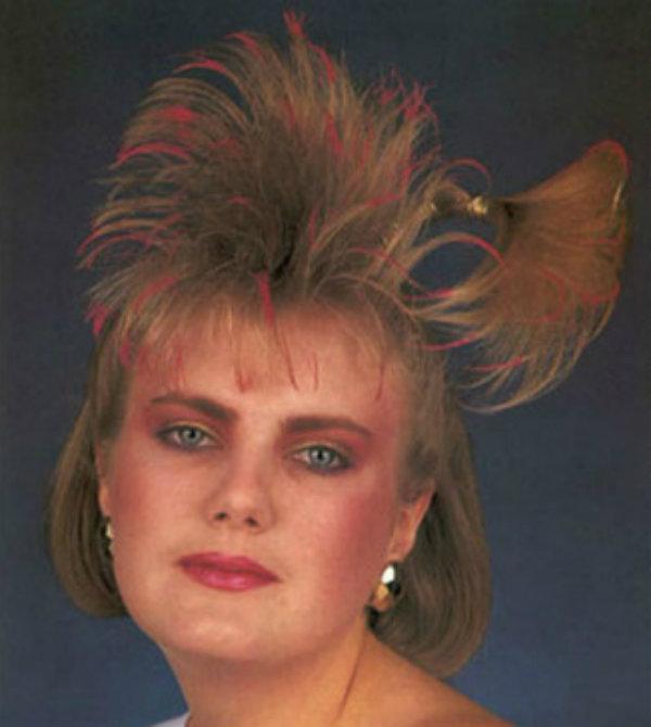 прически 90-х: фото 7.2