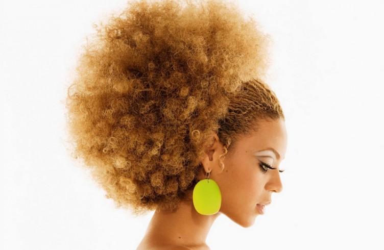 африканский тип волос