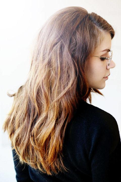 Накладные волосы шаг 14