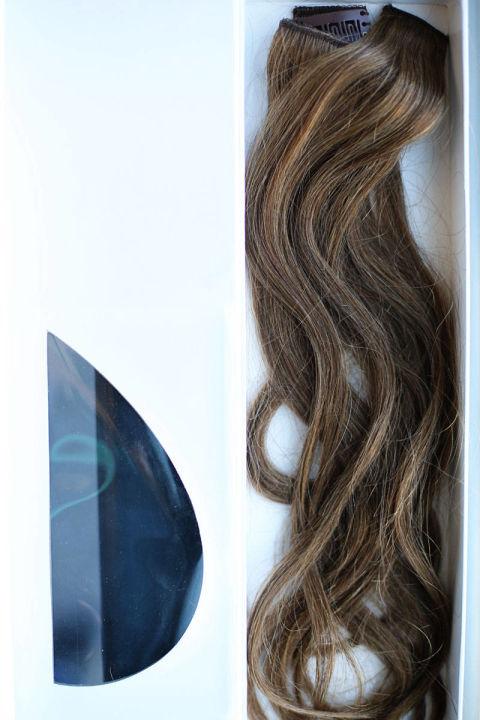 Накладные волосы выбор