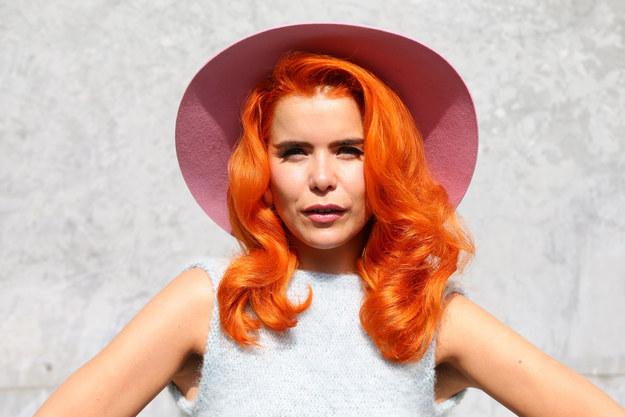 Цветные волосы знаменитостей: фото 28