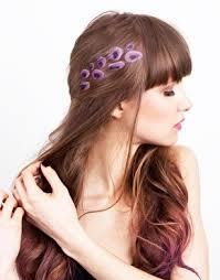 рисунки на волосах: фото 29