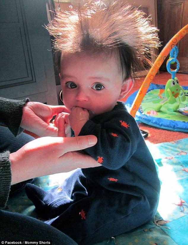 Детские прически: фото 14