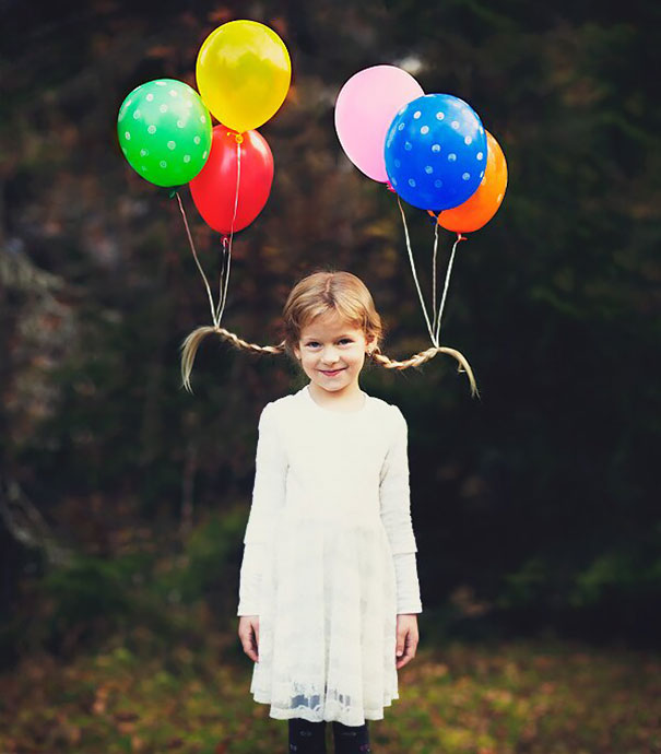 Детские прически: фото 3