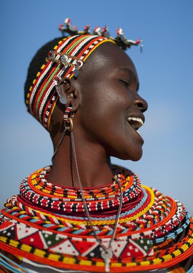 Традиционные прически Африки фото 2