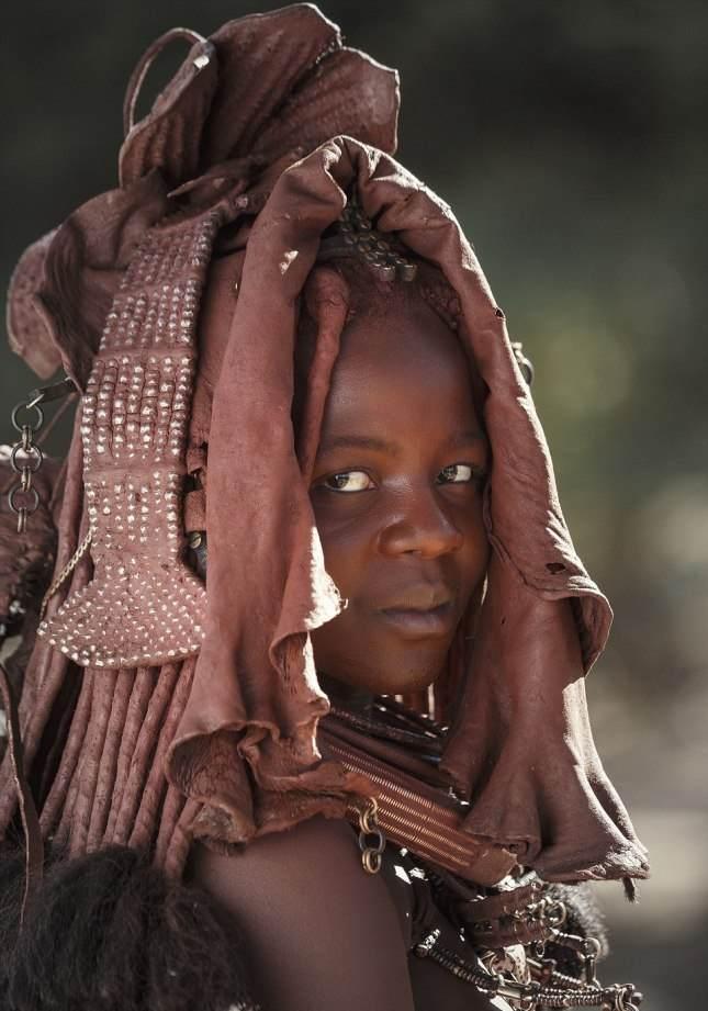 Традиционные прически Африки фото 4