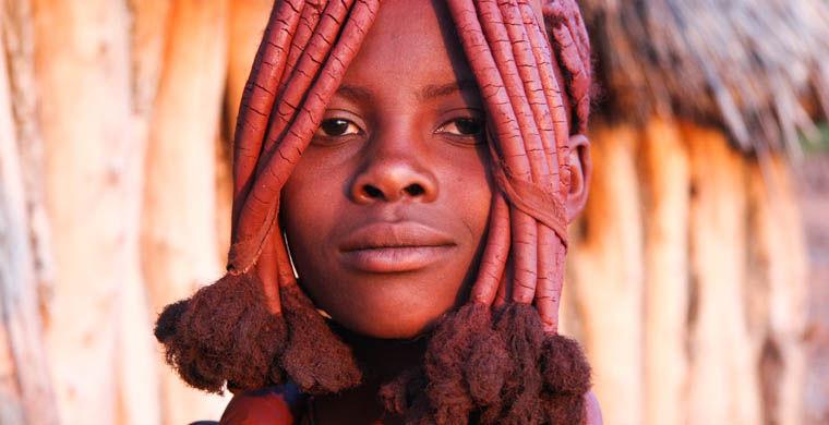 Традиционные прически Африки фото 5