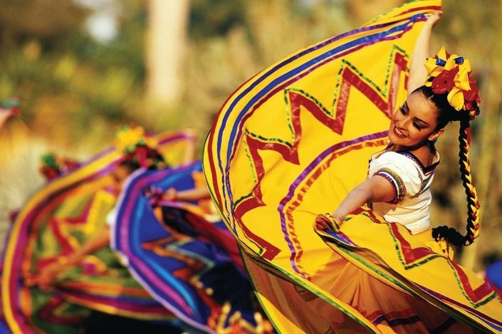 Традиционные прически Мексики фото 2