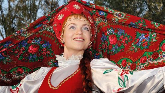 Традиционные русские прически  фото 2