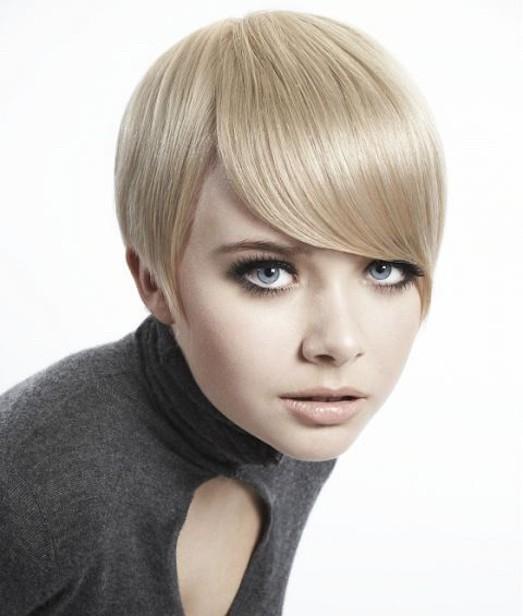 Укладка коротких волос