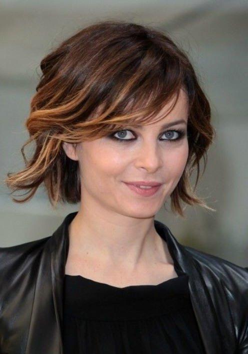 омбре на короткие волосы: фото 9