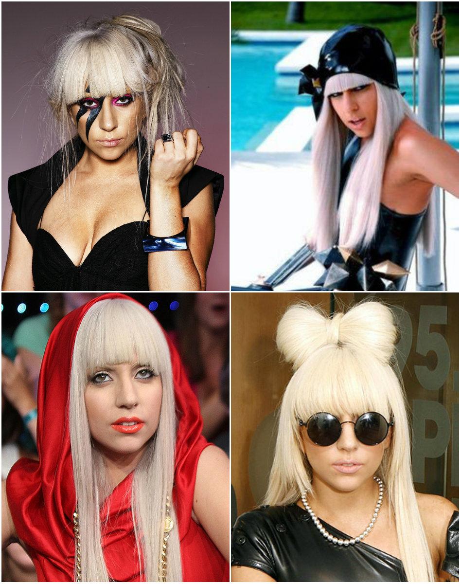 леди Гага 2008
