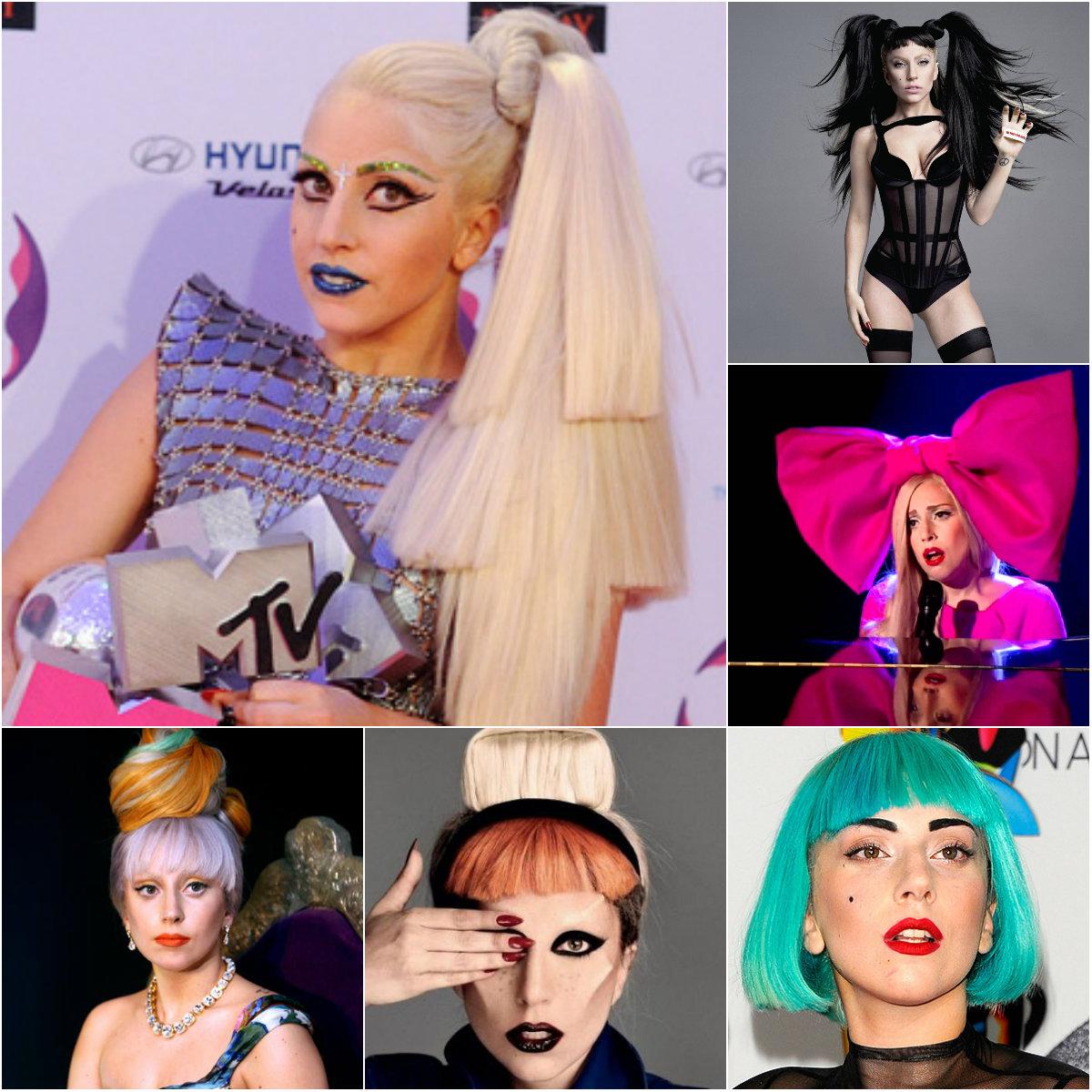 леди Гага 2011 фото 2