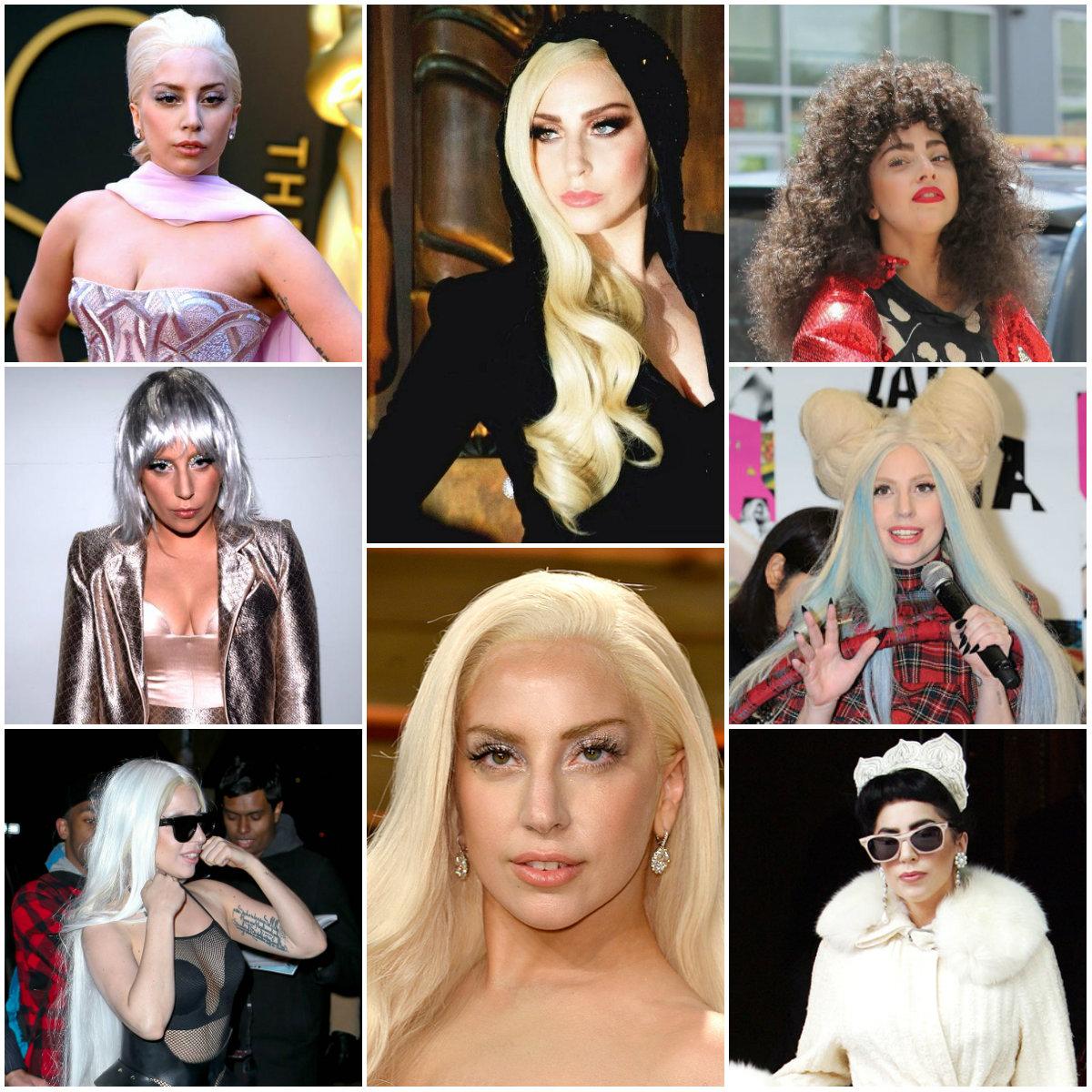 леди Гага 2014