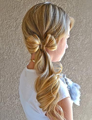 Прически на короткие волосы на 1 сентября 4 класс