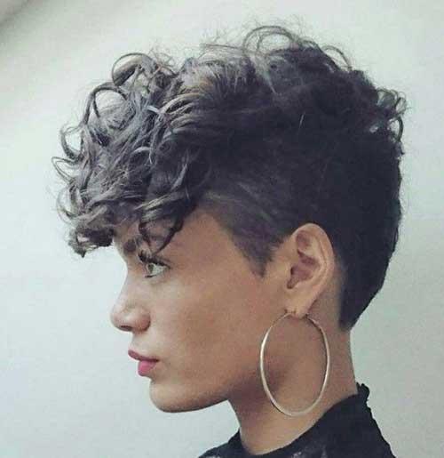 окрашивание коротких волос: фото 2