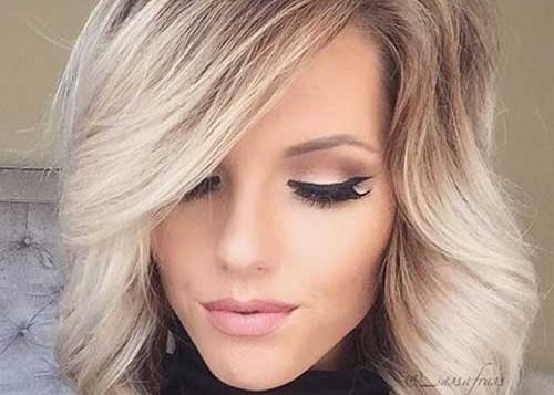 окрашивание коротких волос: фото 37