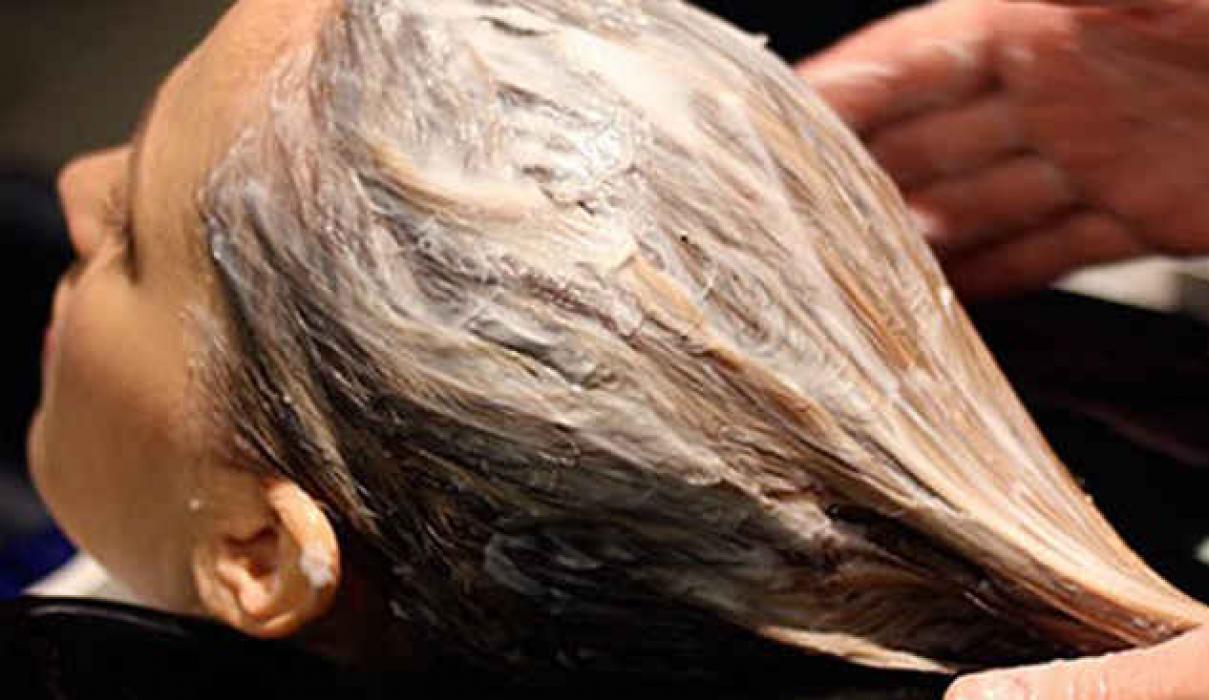 Рецепт маски для волос от перхоти