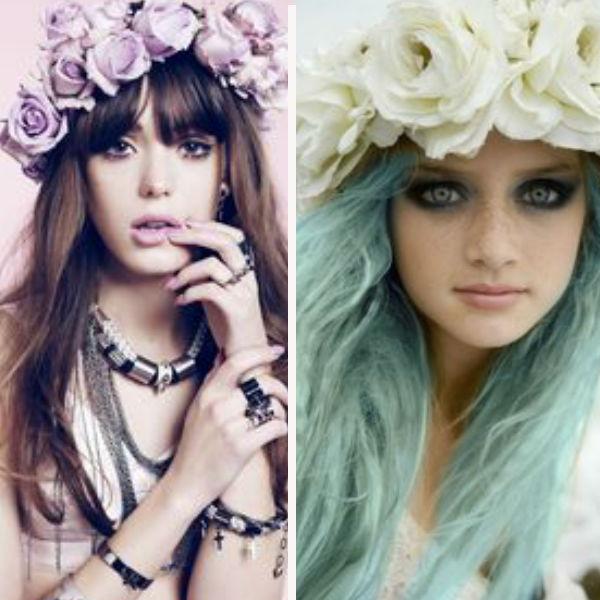 цветы в волосах плохая идея 2