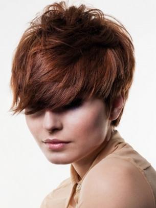 укладка на короткие волосы фото 21