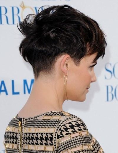 укладка на короткие волосы фото 28
