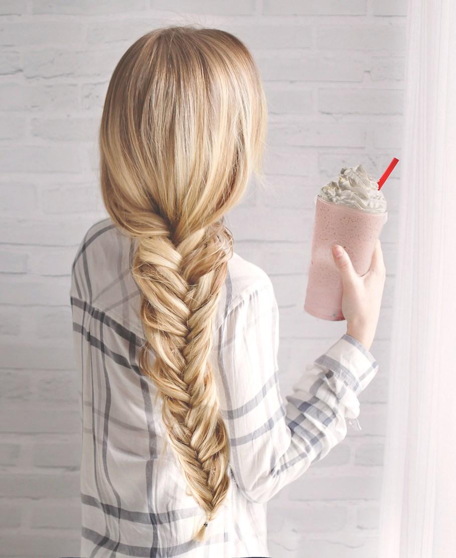 объемная коса фото 2