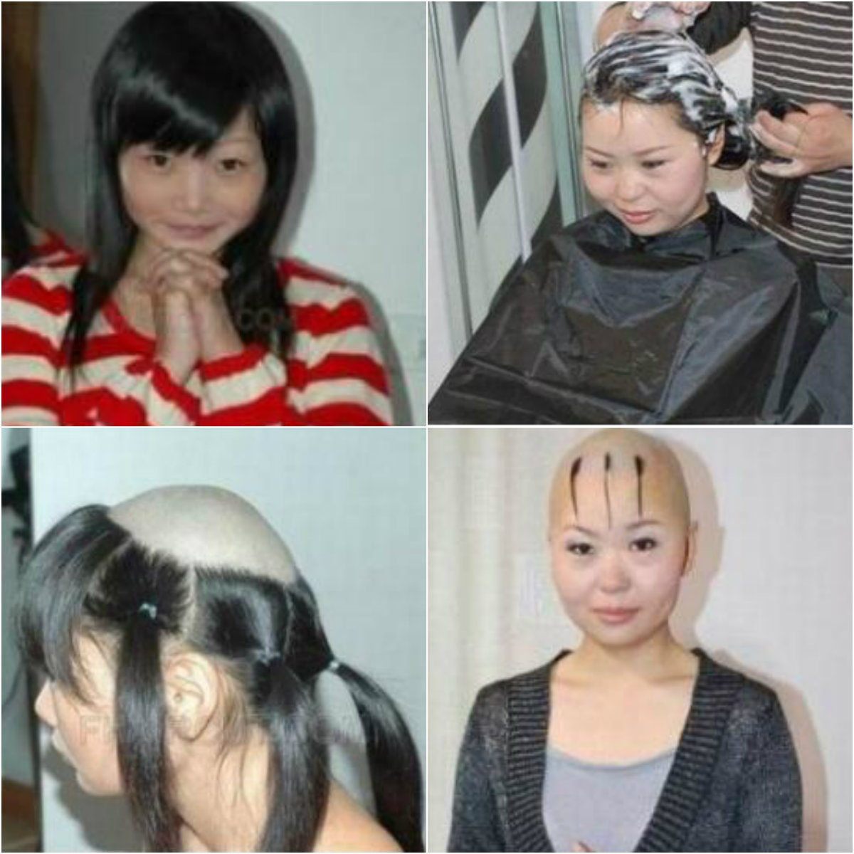 ужасы парикмахеров