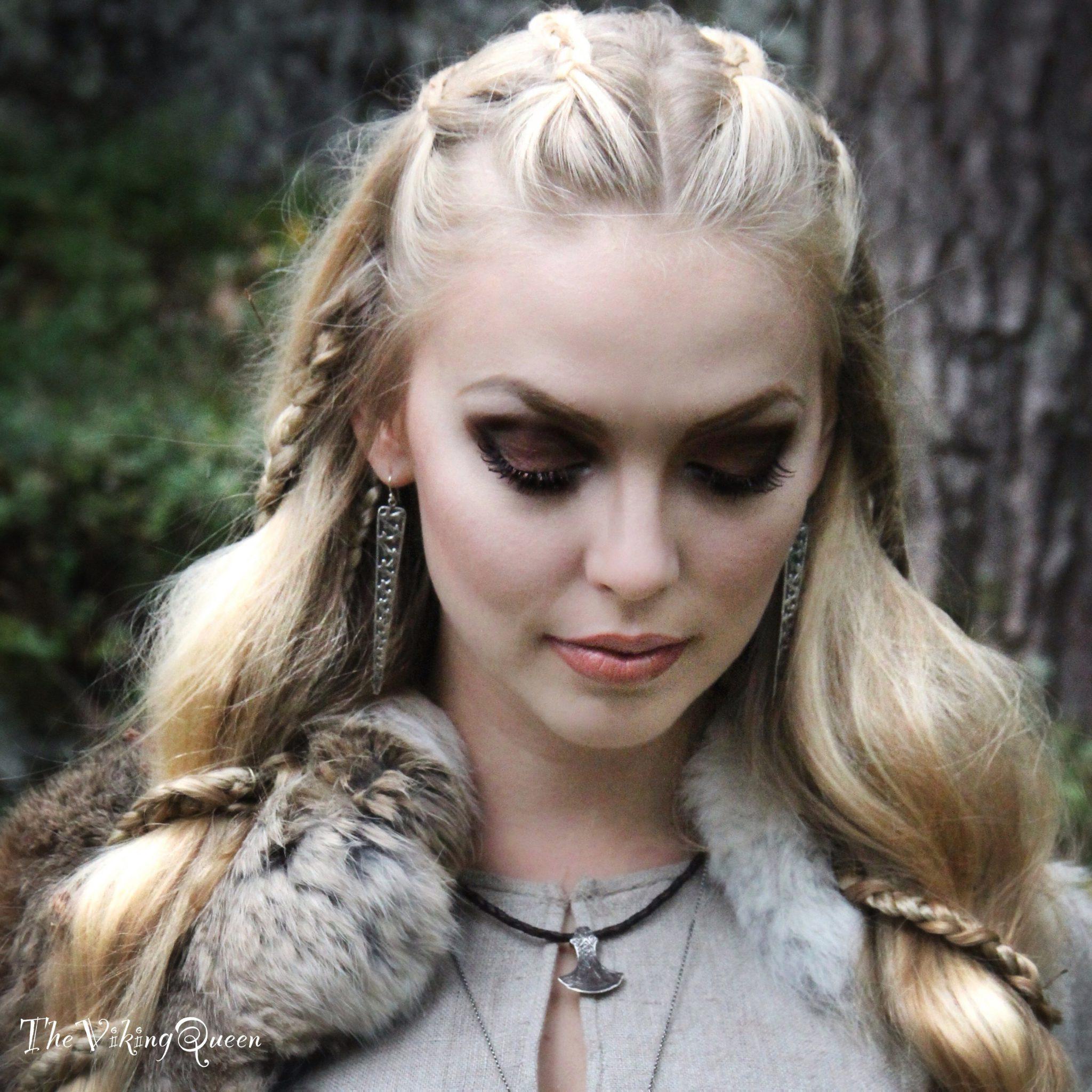 Прически из Викингов фото 4
