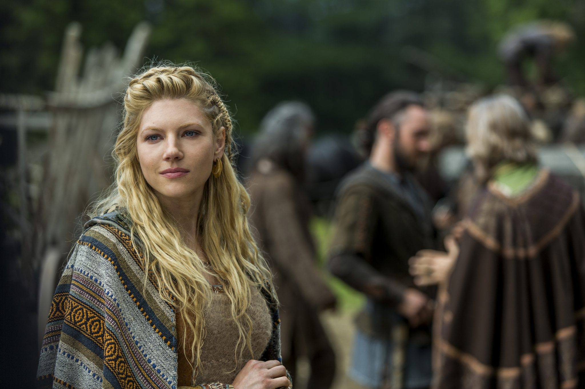 Прически из викингов фото 11