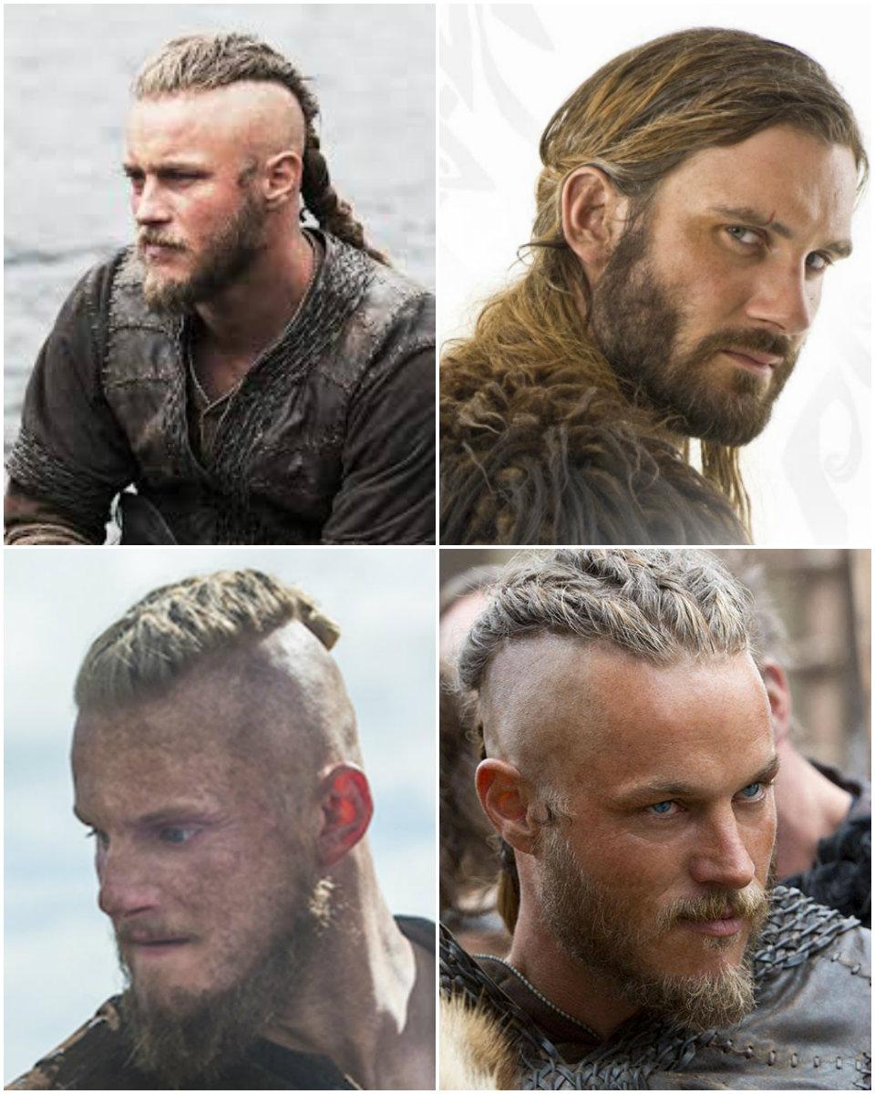 Мужские прически как у викингов