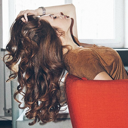 О пользе протеинов для волос