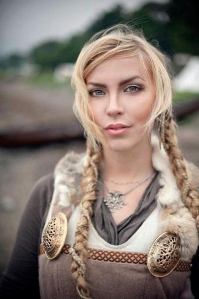 прически из викингов фото 17