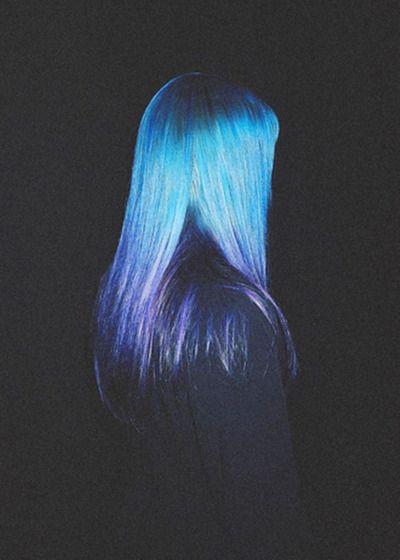 светящиеся волосы: фото 20