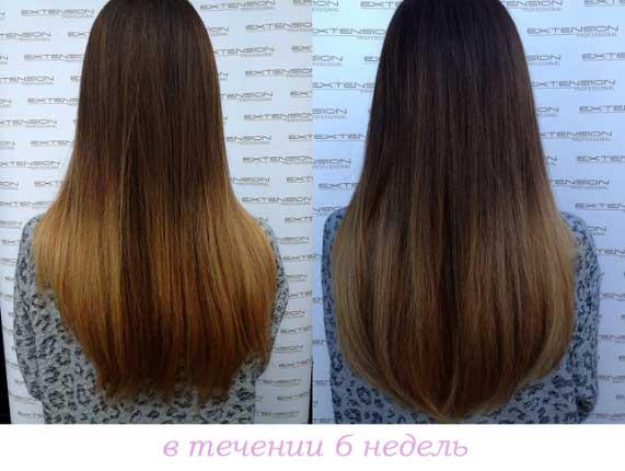 Никотиновая кислота для волос: фото 3