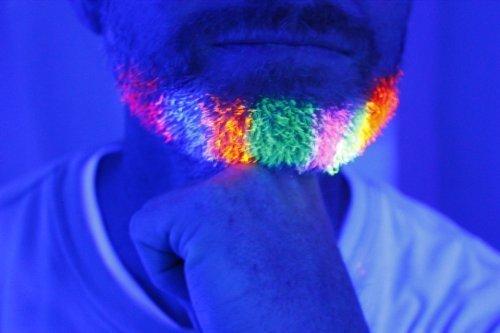светящиеся волосы: фото 38