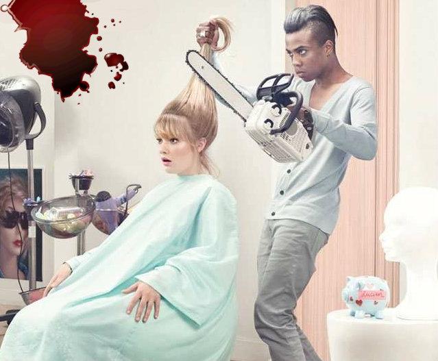 в парикмахерской фото 3