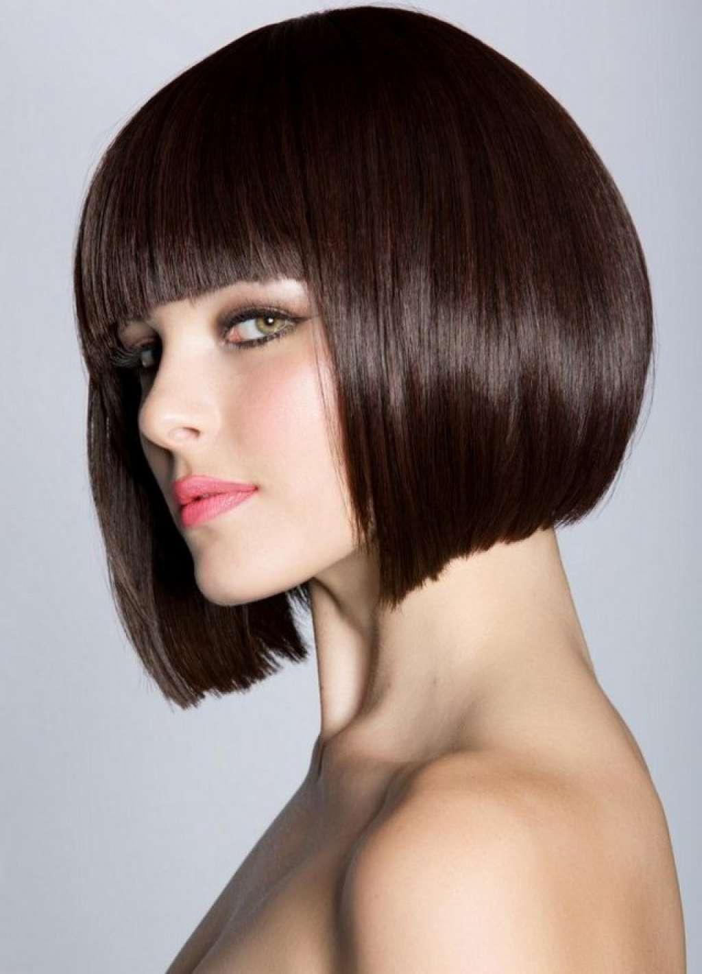 Тёмно шоколадный цвет волос фото